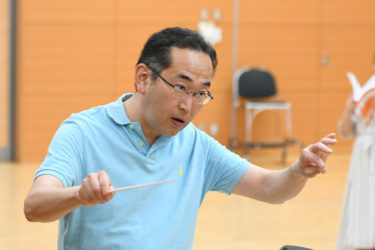 常任指揮者  菅井寛太インタビュー Vol.1 結成~メサイア決定
