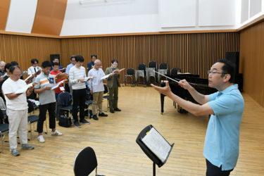 常任指揮者  菅井寛太インタビュー Vol.2 1万人の第九とフライハイト
